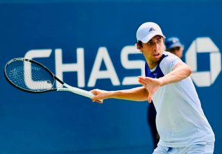 Daniel Galán se despidió del Australia Open