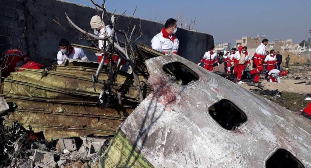 Irán detiene a varias personas por derribo del avión ucraniano