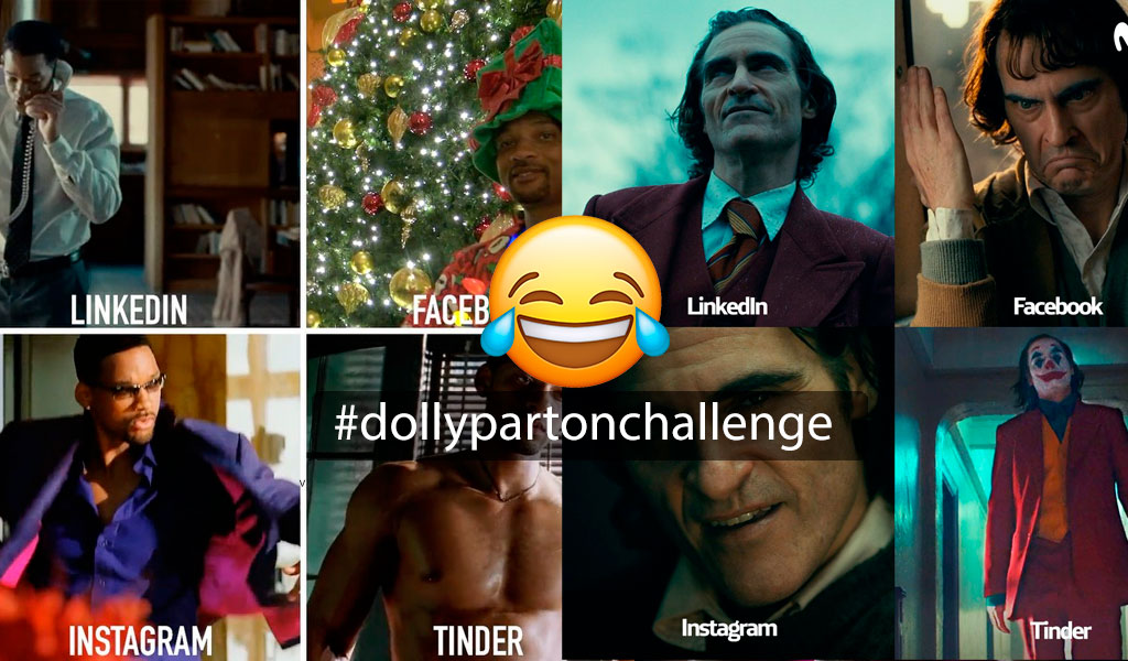 La fiebre del Dolly Parton Challenge se tomó Colombia