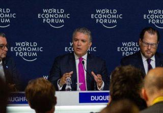 'Colombia está abierta para hacer negocios': Iván Duque