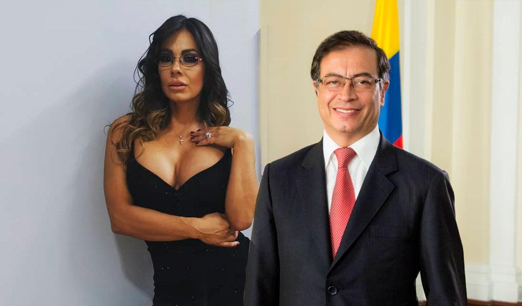 Comprometedora confesión de Esperanza Gómez sobre Petro