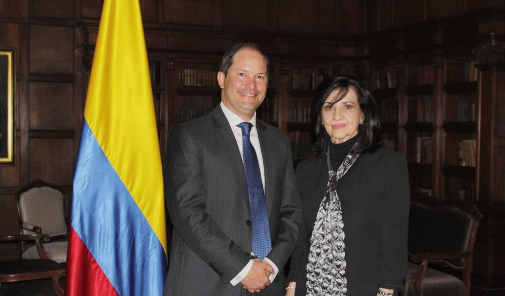 Migración Colombia posesionó a su nuevo director