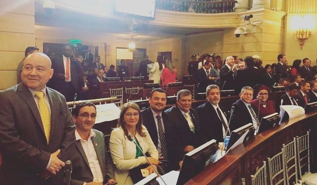 Colombia, Estados Unidos, Lista de terroristas, Iván Duque