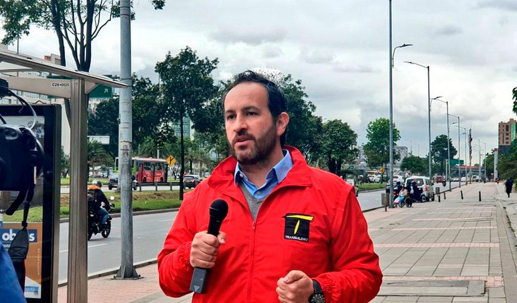 Felipe Ramírez es el nuevo gerente de TransMilenio