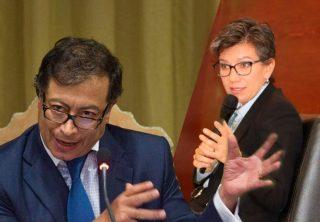 Petro tiene la decisión de destruir la Alcaldía: López