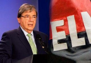 Trujillo habló sobre posible atentado del Eln en su contra