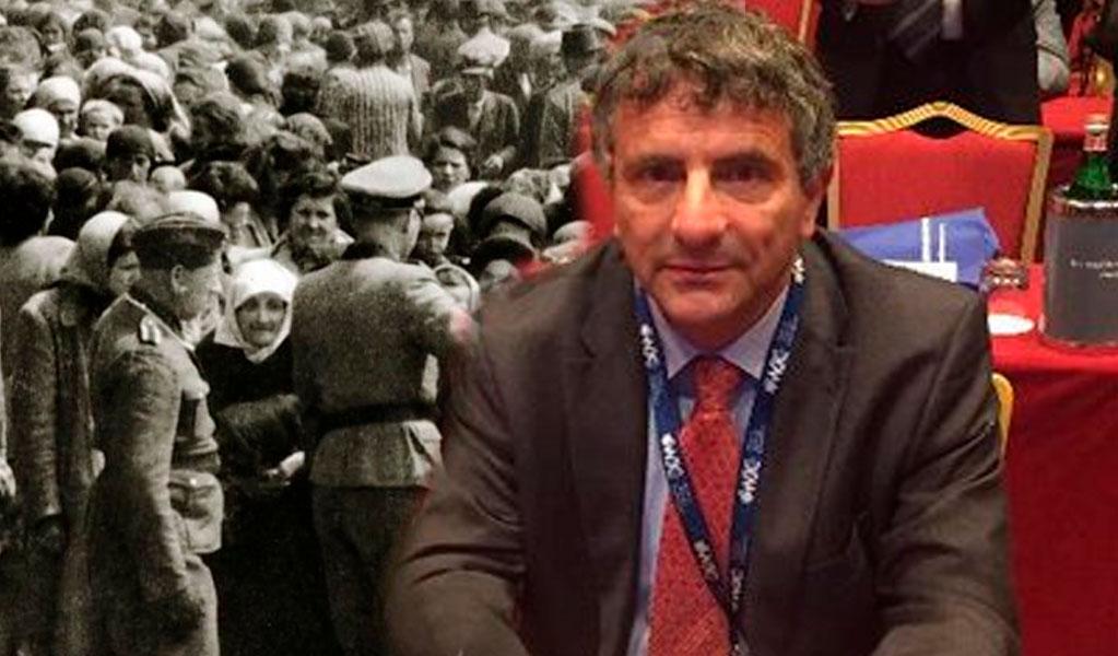 """""""A los discursos de odio hay que combatirlos"""": Marcos Peckel"""
