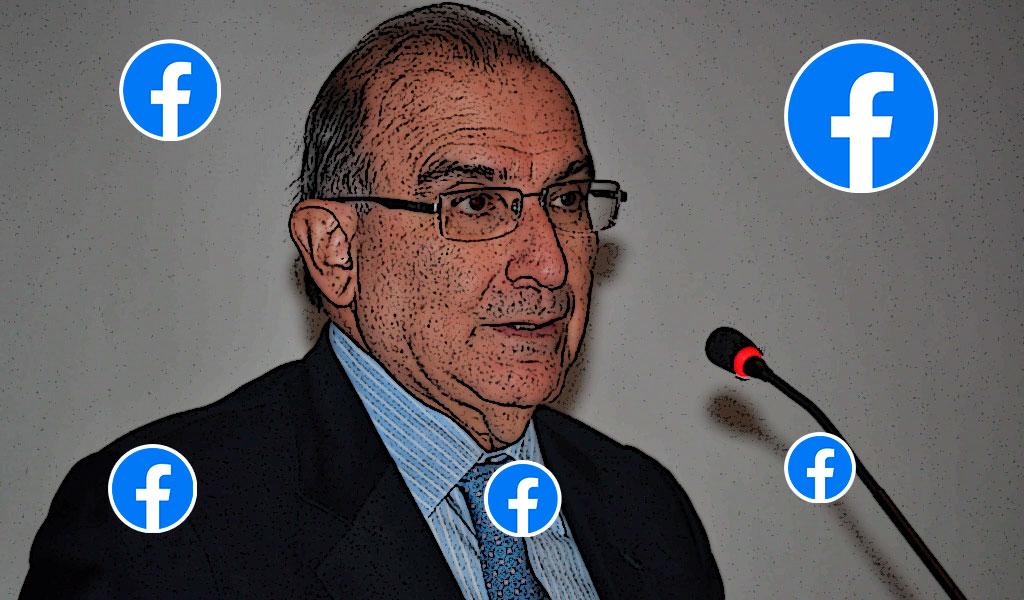 Defensa de Humberto de la Calle es en las redes sociales