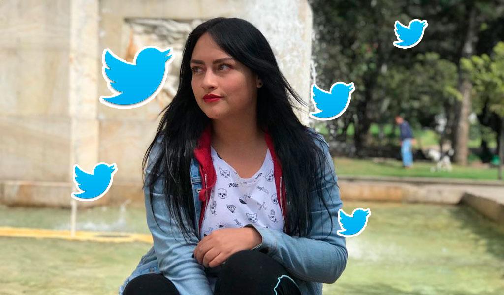Respaldo a Lalis en Twitter tras matoneo por su físico