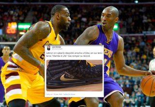 La historia detrás de la última publicación de Kobe Bryant