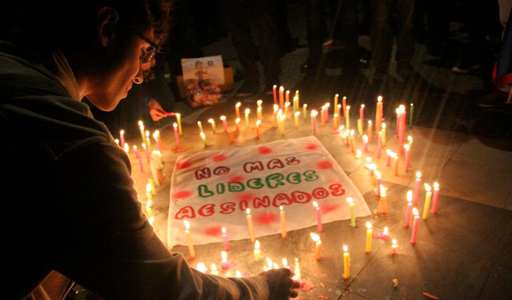 Otro líder social asesinado en Toribío, Cauca