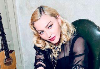 Lo que esconde el bastón que usa Madonna en recuperación