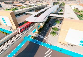 Alcaldía de Bogotá contratará segunda línea del metro