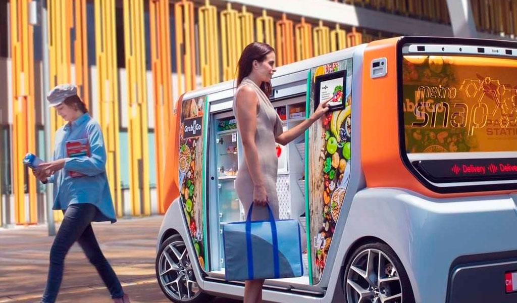 El nuevo carro multiuso eléctrico