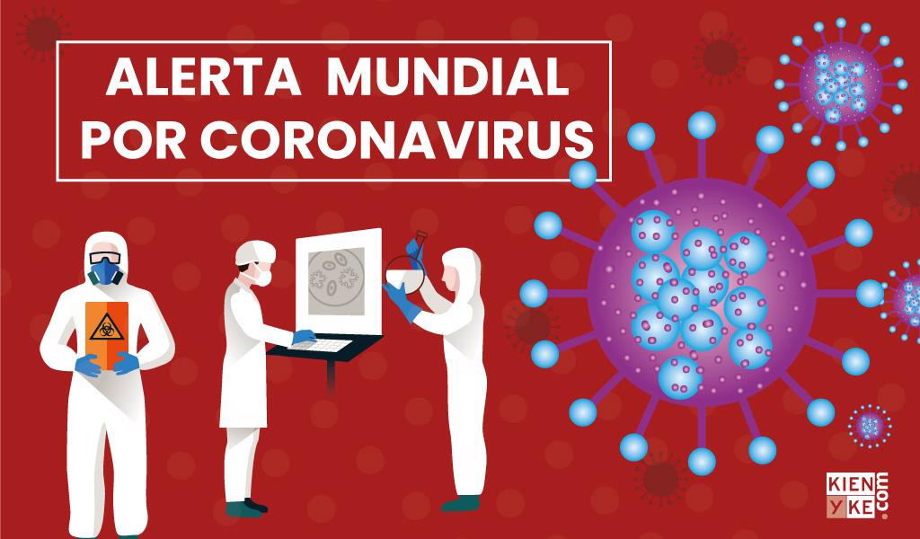 Alerta mundial por Coronavirus