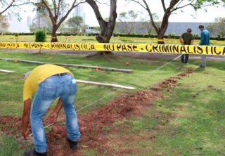 Inicia exhumación de víctimas de la invasión en Panamá