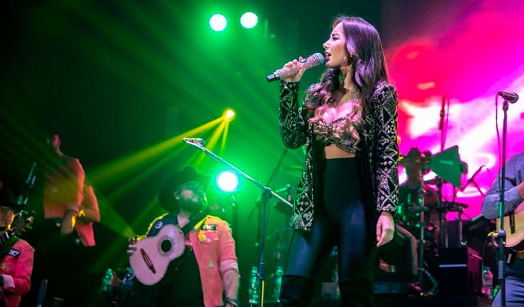 Las nominaciones de Paola Jara a los premios Mi Gente