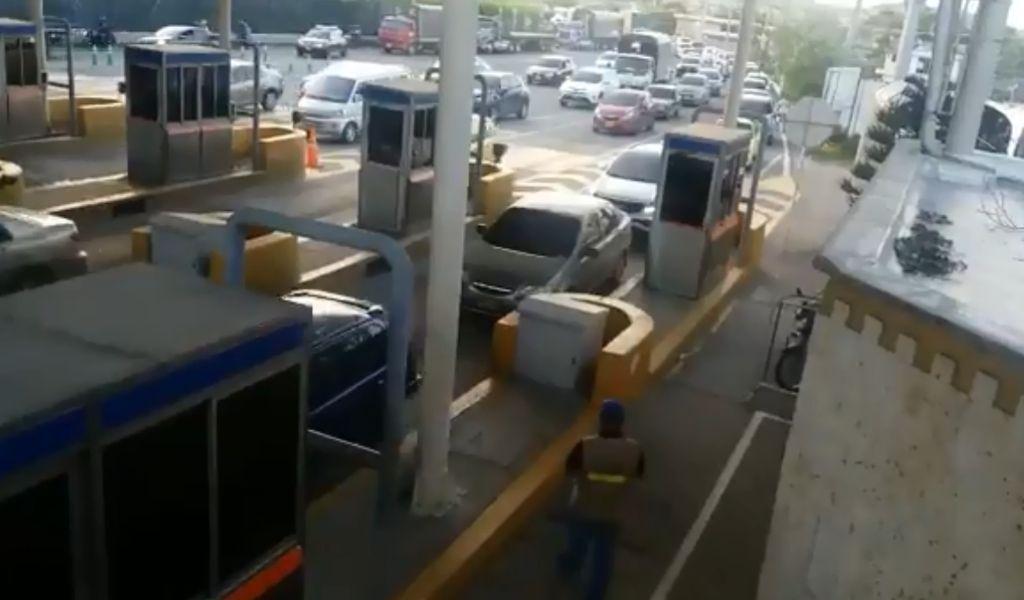 Alcaldía decretó aumento de tarifas en peajes de Cartagena