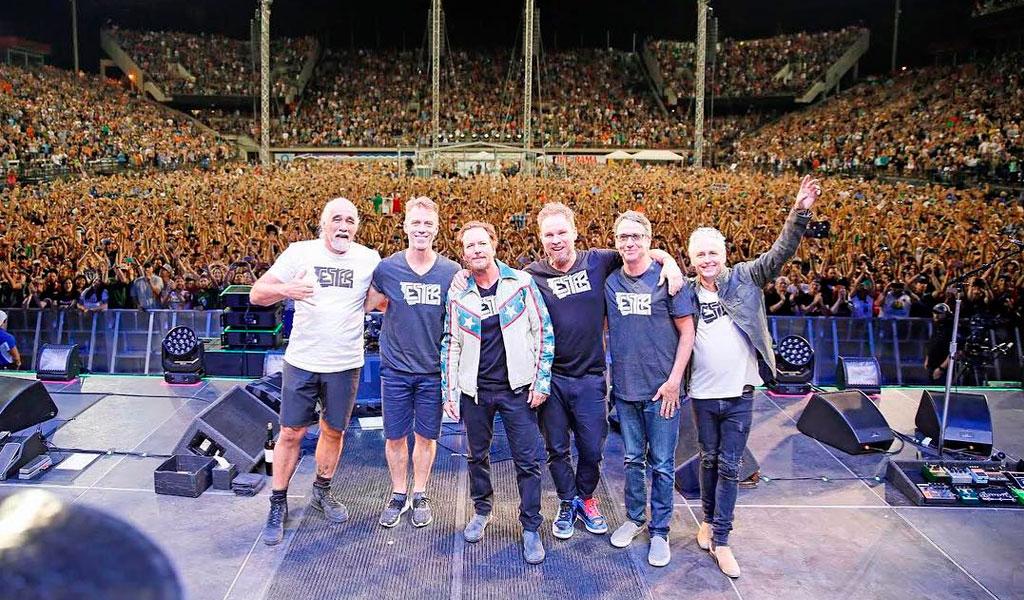 Pearl Jam anuncia la fecha de estreno de su nuevo álbum