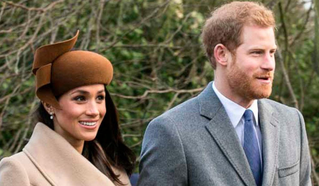 Príncipe Harry y Meghan renuncian a su papel en la realeza