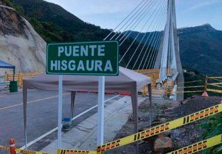El polémico puente Hisgaura será inaugurado