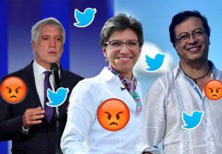 ¿Petro y Peñalosa sobotean a Claudia López?