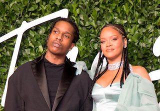Él sería el nuevo novio de Rihanna