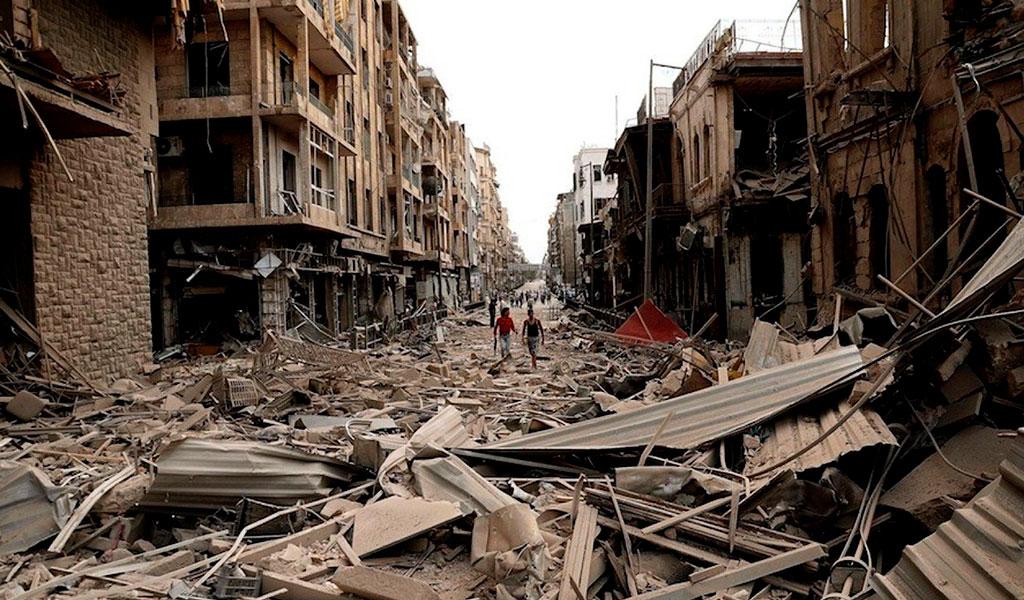 Siria y la guerra que no tiene fin