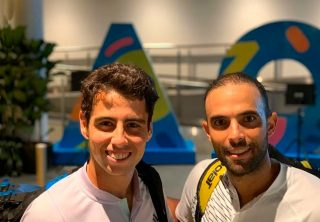 Juan Sebastián Cabal avanzó de ronda en el Australia Open
