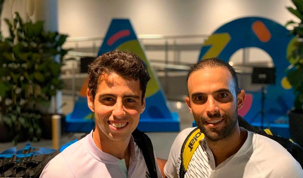 Juan Sebastián Cabal, Australia Open