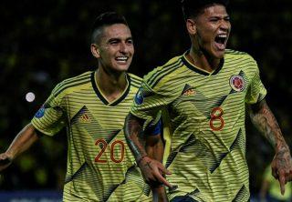 ¿Qué partidos le restan a Colombia en el Preolímpico?