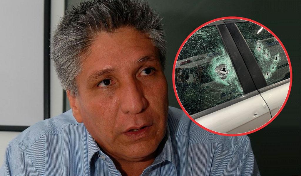Todavía no se sabe por qué quisieron matar a Sigifredo López