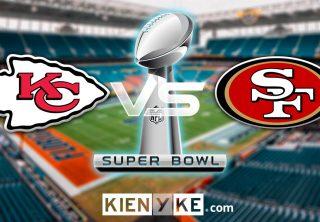 Kansas City vs. 49ers en el Super Bowl LIV