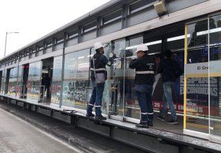 Novedades en algunas troncales de TransMilenio