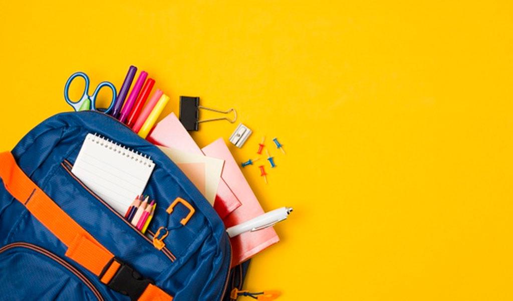 ¿Cómo ahorrar en la compra de útiles escolares?