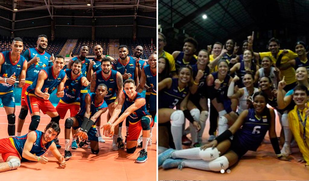 Así fue el papel del voleibol colombiano en preolímpicos