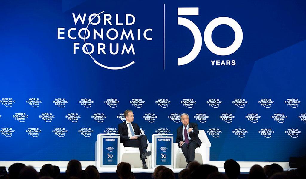 ¿Qué importancia tiene que Colombia sea sede del WEF 2021?
