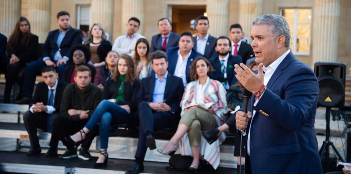 Conversación Nacional inicia el 2020 con los jóvenes