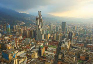 Levantan la restricción de movilidad a camioneros en Bogotá
