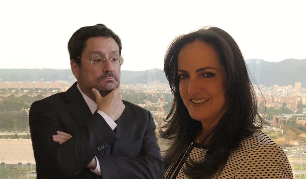 """El nuevo """"descache"""" de María Fernada Cabal en Twitter"""