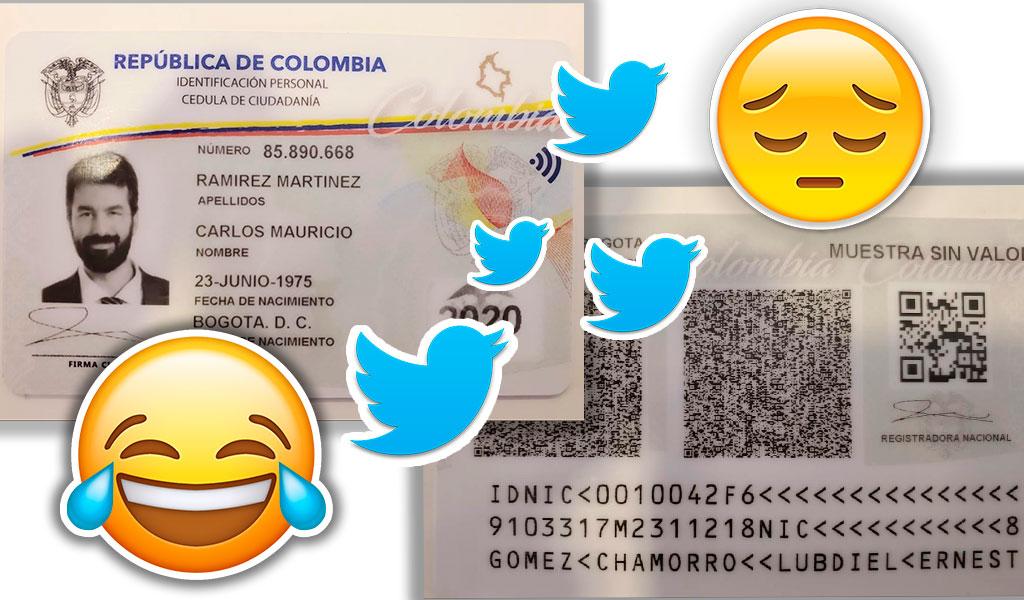 Registraduría, memes, Colombia, críticas