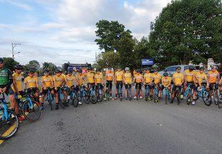 Colombia Tierra de Atletas–GW, el equipo de los colombianos
