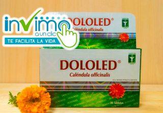 Procuraduría pide al Invima suspender la venta de Dololed