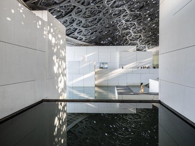Olvídate de los Museos Vaticanos. Ve al Museo Nacional de Catar