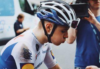 Evenepoel nuevo líder de la Vuelta a San Juan