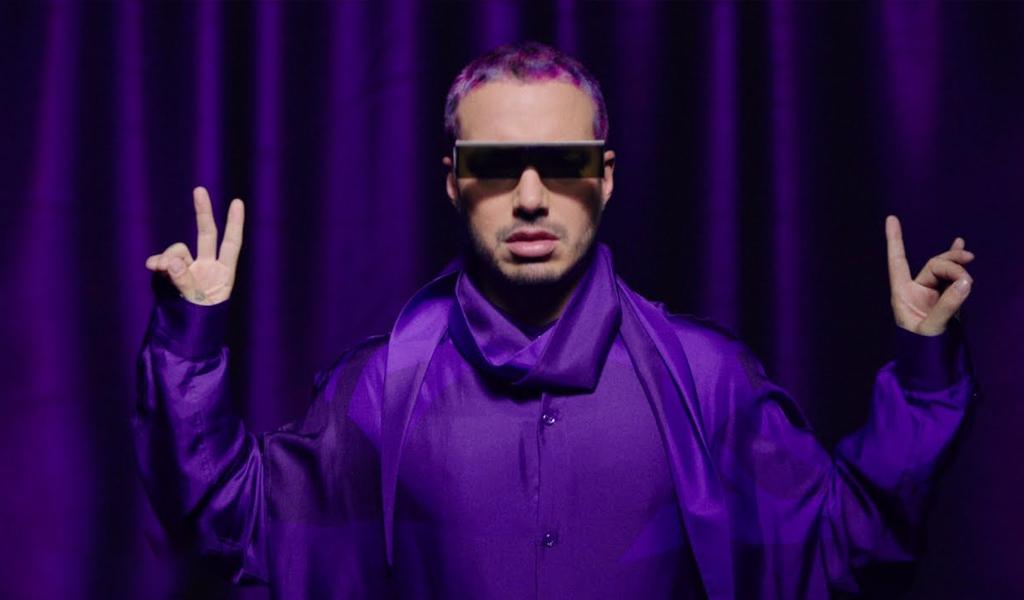 Morado, el primer sencillo de J Balvin en 2020