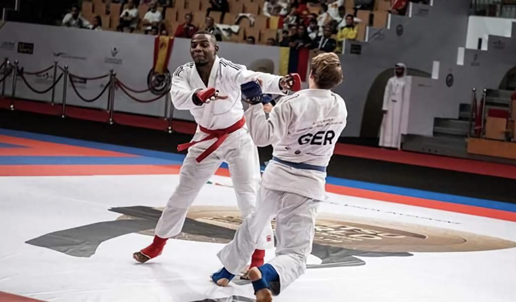 Comienzo de año con campeones en Jiu-Jitsu