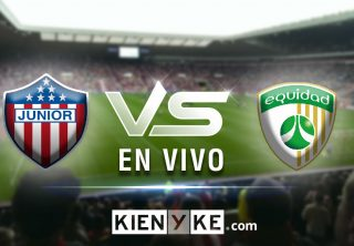 En vivo: Junior vs La Equidad