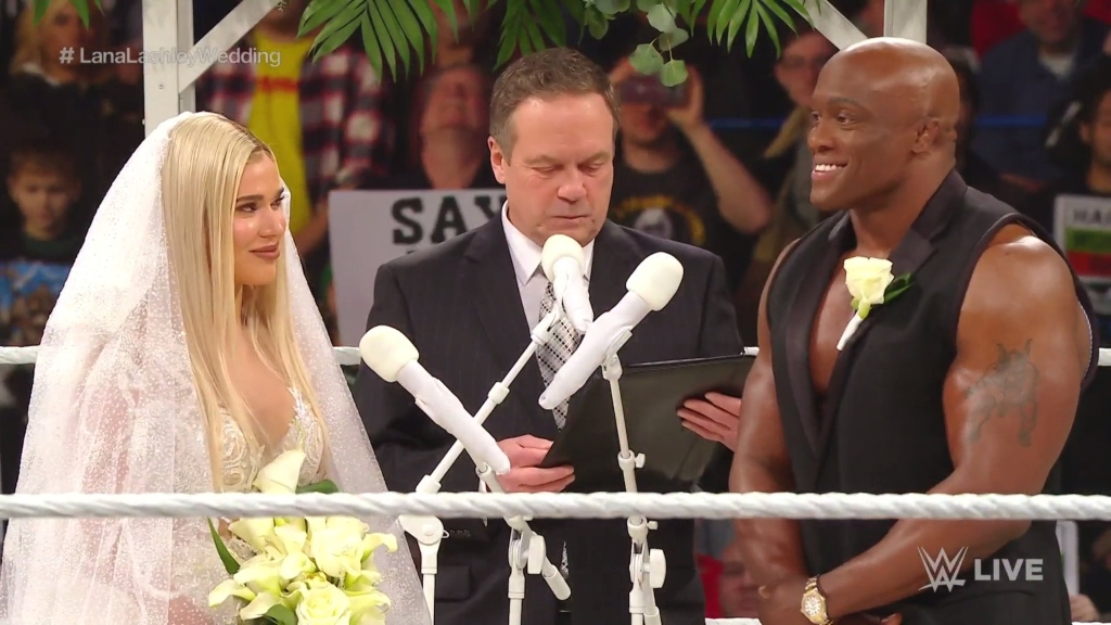 ¿Más historias de amor en la WWE?