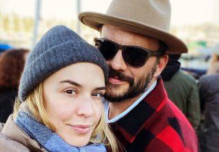 Mónica Fonseca recordó su embarazo con desnudo
